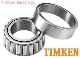 53,975 mm x 111,125 mm x 36,957 mm  Timken 539/532B tapered roller bearings