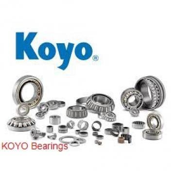 80 mm x 125 mm x 22 mm  KOYO NU1016 cylindrical roller bearings
