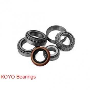 160 mm x 340 mm x 114 mm  KOYO NU2332 cylindrical roller bearings