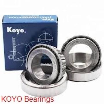 1,191 mm x 3,967 mm x 1,588 mm  KOYO OB65 deep groove ball bearings