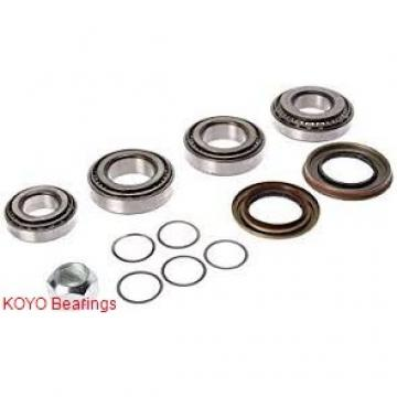 22 mm x 56 mm x 16 mm  KOYO 63/22-2RU deep groove ball bearings