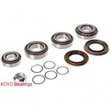 39,688 mm x 73,025 mm x 25,654 mm  KOYO 2789R/2735X tapered roller bearings