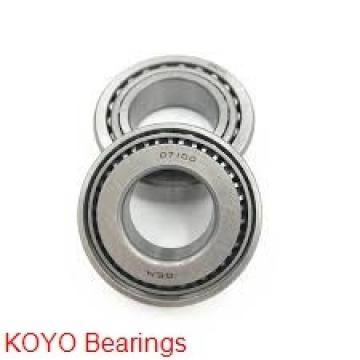 508 mm x 546,1 mm x 19,05 mm  KOYO KFX200 angular contact ball bearings