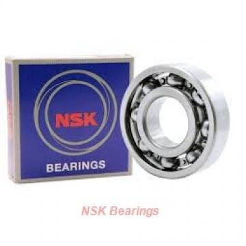 20 mm x 42 mm x 12 mm  NSK 7004CTRSU angular contact ball bearings
