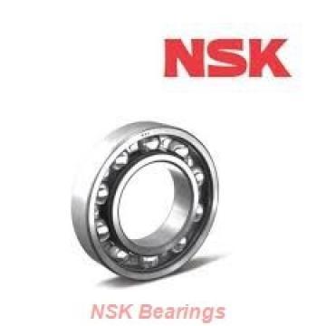 55 mm x 100 mm x 21 mm  NSK NJ211EM cylindrical roller bearings