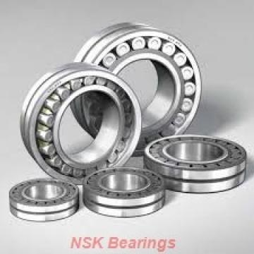 17 mm x 40 mm x 12 mm  NSK 7203 C angular contact ball bearings