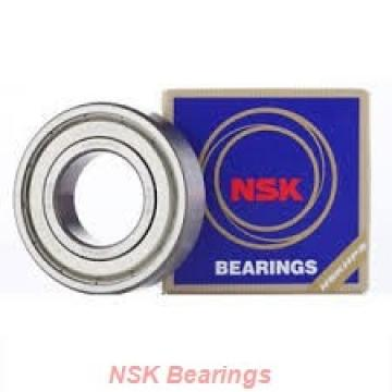 39 mm x 68 mm x 37 mm  NSK 39BWD03 angular contact ball bearings