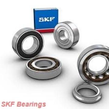 15 mm x 32 mm x 9 mm  SKF 7002 ACE/P4AH angular contact ball bearings