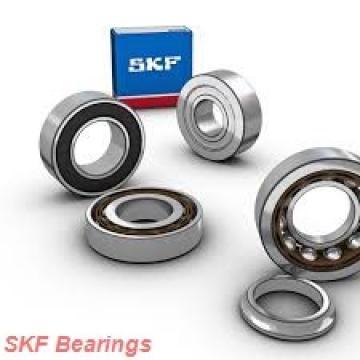 80 mm x 180 mm x 43.5 mm  SKF GX 80 F plain bearings