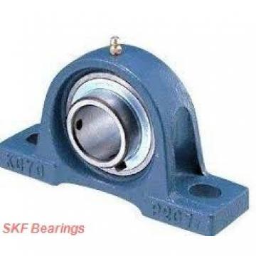 90 mm x 140 mm x 24 mm  SKF 6018-RS1 deep groove ball bearings