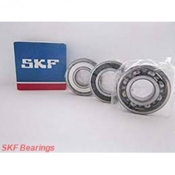 80 mm x 125 mm x 22 mm  SKF 7016 CB/HCP4AL angular contact ball bearings