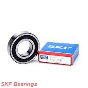 12 mm x 40 mm x 27,4 mm  SKF YAR203/12-2F deep groove ball bearings