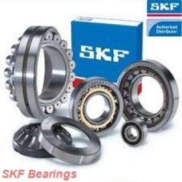 60 mm x 110 mm x 22 mm  SKF 7212 BECBPH angular contact ball bearings