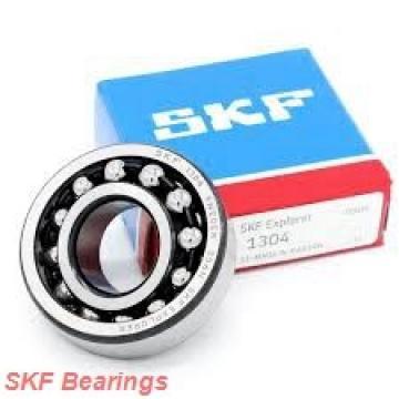 60 mm x 95 mm x 18 mm  SKF S7012 CE/P4A angular contact ball bearings