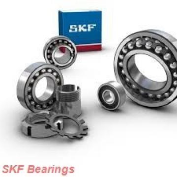 240 mm x 440 mm x 85 mm  SKF QJ 1248 MA/344524 angular contact ball bearings