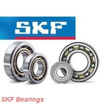 114.3 mm x 196.85 mm x 119.126 mm  SKF GEZH 408 ES-2RS plain bearings