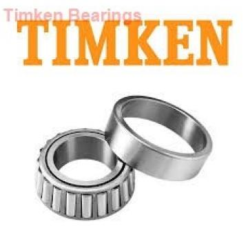 10 mm x 30 mm x 14,27 mm  Timken 5200K PRB angular contact ball bearings