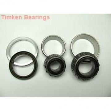 50,8 mm x 111,125 mm x 29,317 mm  Timken 455/4536 tapered roller bearings