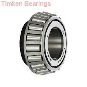 70 mm x 125 mm x 24 mm  Timken 7214WN angular contact ball bearings