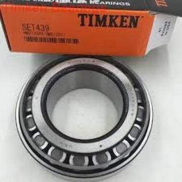 34,925 mm x 72 mm x 37,7 mm  Timken 1106KLLB deep groove ball bearings