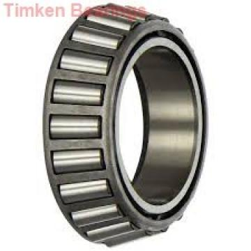 38,1 mm x 79,375 mm x 25,4 mm  Timken 26878/26822 tapered roller bearings