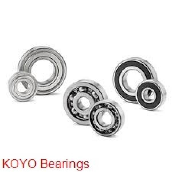 KOYO 593/592XE tapered roller bearings #1 image