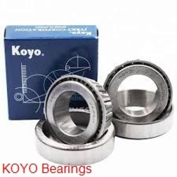 KOYO 53307U thrust ball bearings #2 image