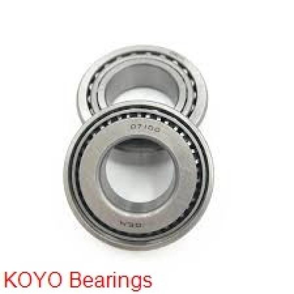 260 mm x 480 mm x 174 mm  KOYO 23252RHA spherical roller bearings #2 image