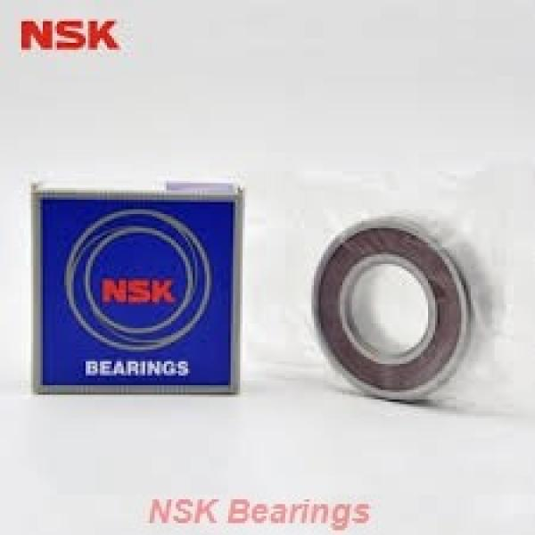 40 mm x 68 mm x 18 mm  NSK 40BER20XV1V angular contact ball bearings #2 image