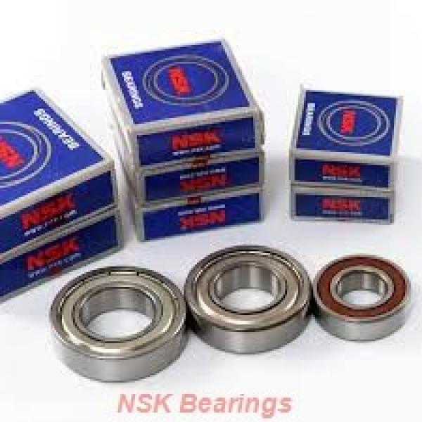 40 mm x 68 mm x 18 mm  NSK 40BER20XV1V angular contact ball bearings #1 image