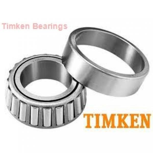 73,025 mm x 152,4 mm x 41,275 mm  Timken 657/652 tapered roller bearings #3 image
