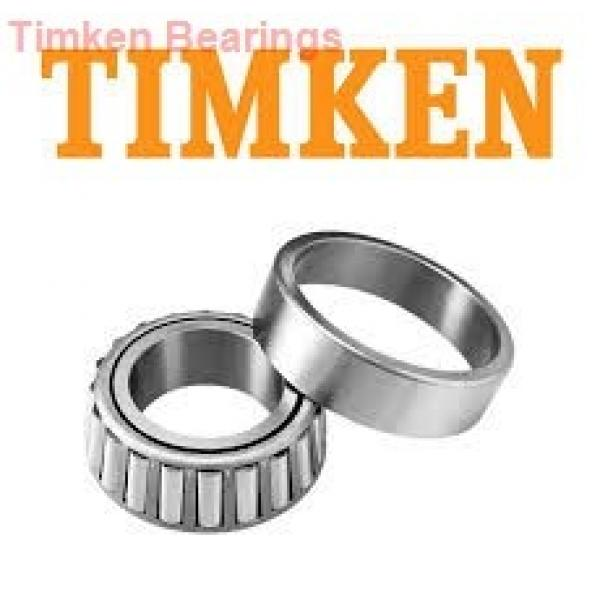 73,025 mm x 152,4 mm x 41,275 mm  Timken 657/652 tapered roller bearings #1 image