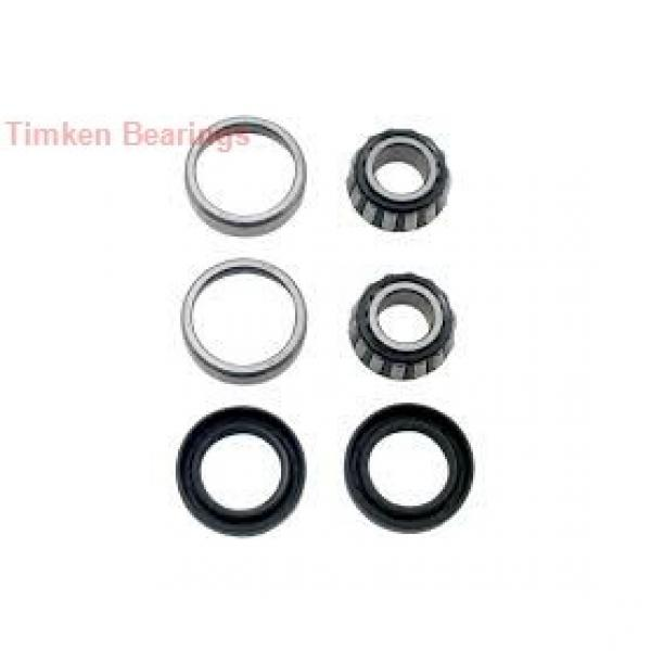 85 mm x 140 mm x 38 mm  Timken JHM516849/JHM516810 tapered roller bearings #1 image
