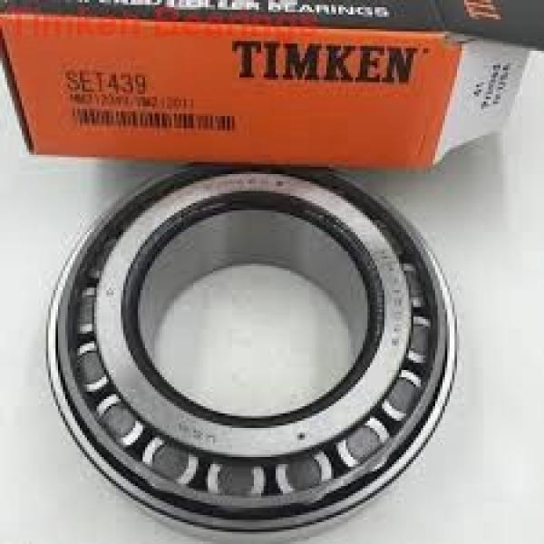 Timken AXK130170 needle roller bearings #3 image